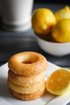 Lemon Donuts