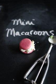 Ice Cream Macarons