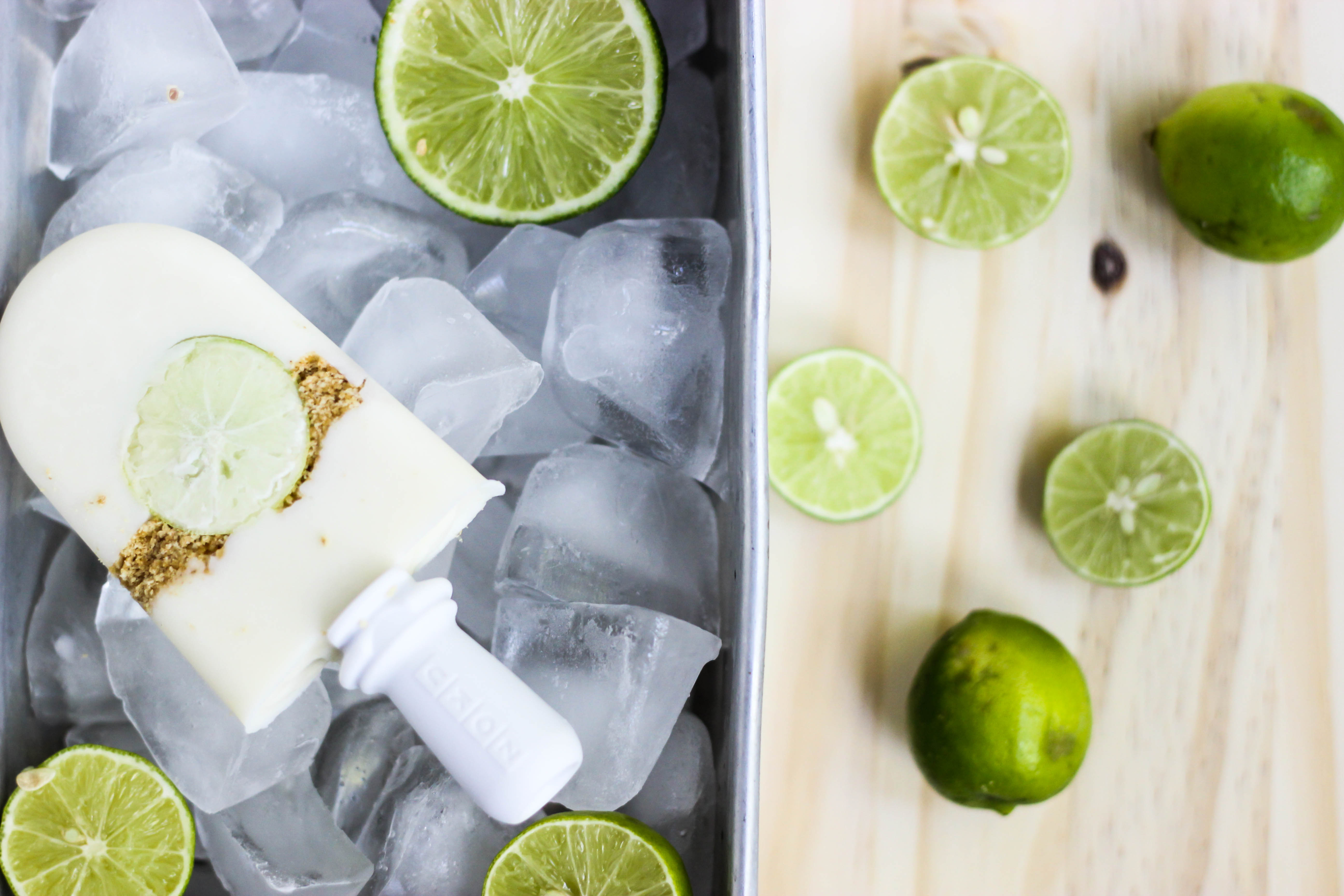 Key Lime Pie Ice Pops – if the spoon fits