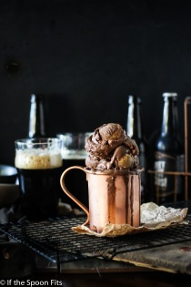 Dark Chocolate PB Porter